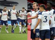El Tottenham, pletórico de juego y resultados