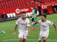 Betis vs Sevilla en Liga Santander