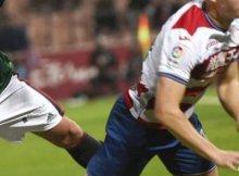 Partido anterior de Liga entre Granada y Osasuna