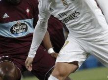 Real Madrid vs Celta de Vigo en Liga Santander