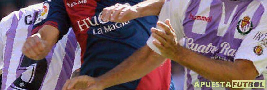 Partido de Liga Santander entre Huesca y Real Valladolid