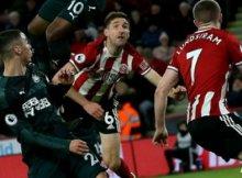 Sheffield United vs Newcastle de la Premier League