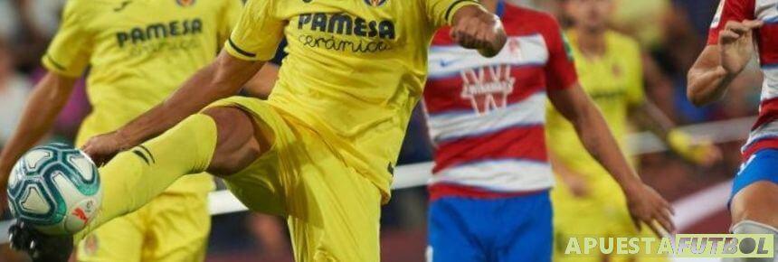 Partido anterior entre Villarreal y Granada de la Liga Santander