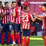 El Atlético, favorito, defiende liderato