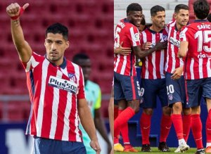 El Atlético defiende liderato en Ipurúa