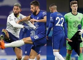 El Chelsea no se encuentra en un buen momento