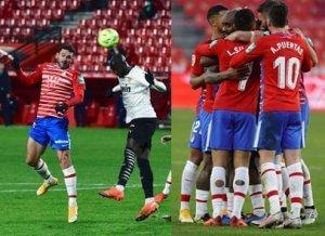 El Granada sigue luchando por entrar en Champions
