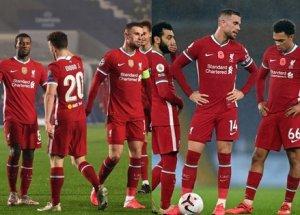 El Liverpool atraviesa una crisis profunda