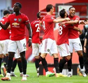 El United quiere dejar atrás al Liverpool