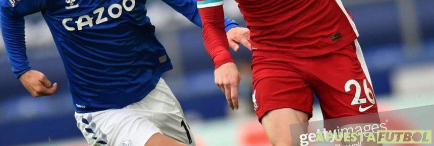 Liverpool vs Everton de la Premier League
