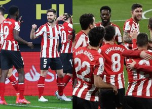 El Athletic en la zona media de la tabla