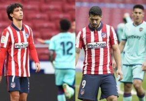 El Atlético no llega en un buen momento