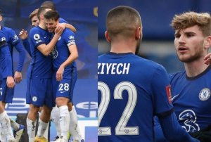 El Chelsea ha ido de más a menos