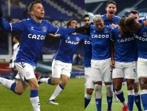 El Everton quiere estar en Champions el año que viene