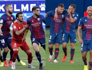 El Huesca tiene complicada la salvación