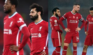 El Liverpool no levanta cabeza
