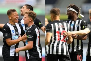 El Newcastle no se juega demasiado en el partido