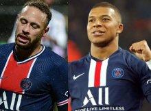 Con la baja de Neymar, debe ser Mbappe el líder del equipo