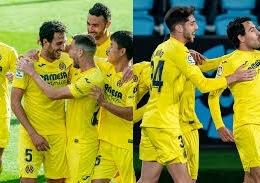 El Villarreal lucha por los puestos europeos