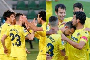 El Villarreal quiere puestos de Champions