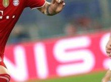 Bayern Munich vs Lazio en el partido de ida de Champions League