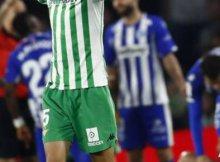 Betis vs Alaves-Liga-Santander-balon de la Liga Santander