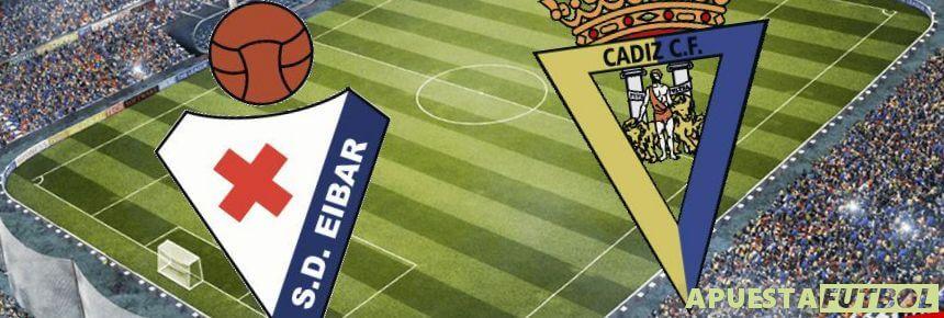 Cadiz y Eibar en Liga Santander