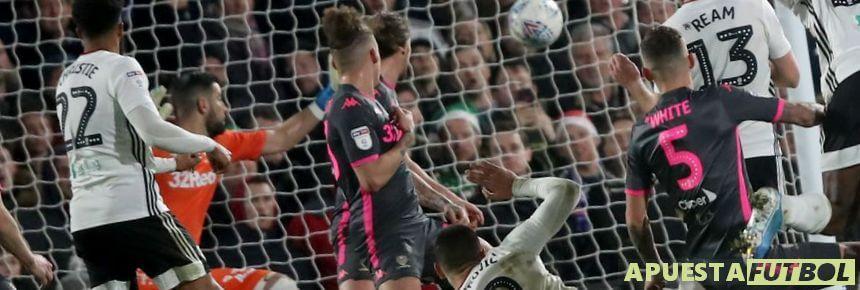 Fulham vs Leeds United de la temporada anterior11