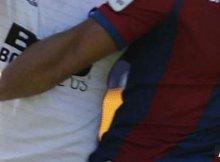 Partido anterior entre Levante y Valencia en Liga Santanter