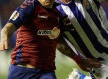 Osasuna vs Real Valladolid en Liga Santander