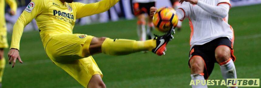 Valencia vs Villarreal de la Liga Santander