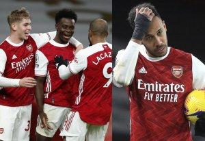 El Arsenal no está realizando una buena temporada