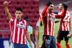 El Atlético defiende el liderato
