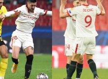 El Sevilla no llega en su mejor momento