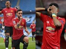 El United defiende su segundo puesto en la tabla