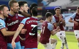 El West Ham, el equipo revelación de la temporada