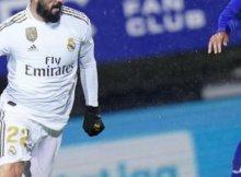 Real Madrid vs Eibar temporada pasada de Liga Santander