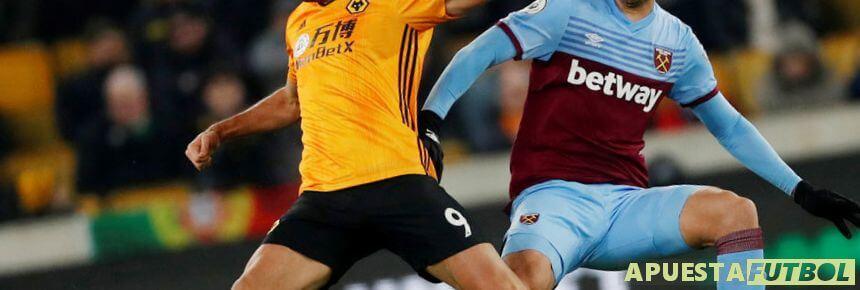 Wolves y West Ham se enfrentan en un partido de la Premier 2019/20