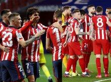 El Atlético sin margen de error