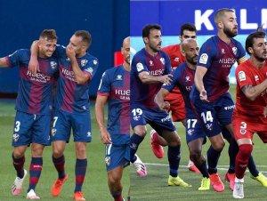 El Huesca luchará por la salvación en el Wanda