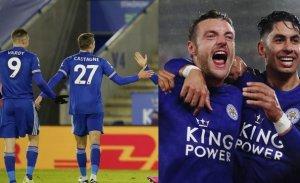 El Leicester defiende su tercer puesto en la tabla