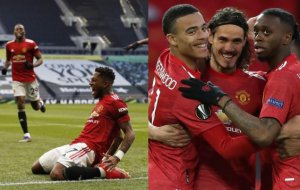El United aún sueña con el título