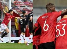 El United sigue peleando por el título