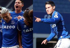 El Everton sigue soñando con la Europa League