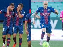 El Huesca depende de sí mismo para salvarse