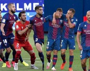 El Huesca se juega la permanencia