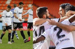 El Valencia no se juega nada en el partido