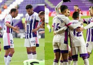 El Valladolid necesita un milagro para salvarse