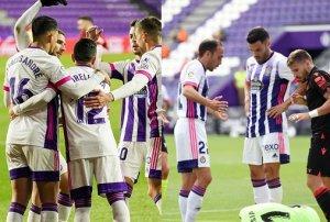 El Valladolid se juega la salvación