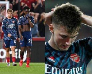 El Arsenal no levanta cabeza